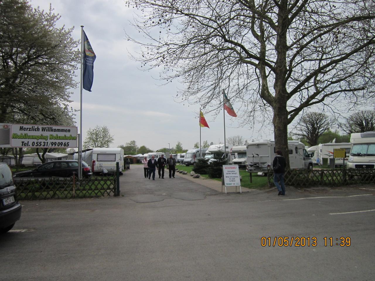 SP Mobilcamping Holzminden