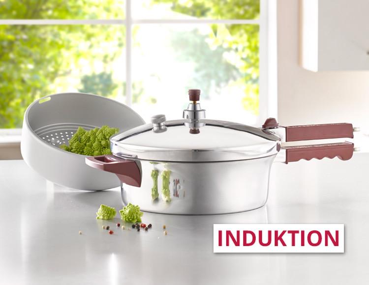 induktion schnellkochtopf 3 l emi versand gmbh t pfe und pfannen aus deutschland. Black Bedroom Furniture Sets. Home Design Ideas