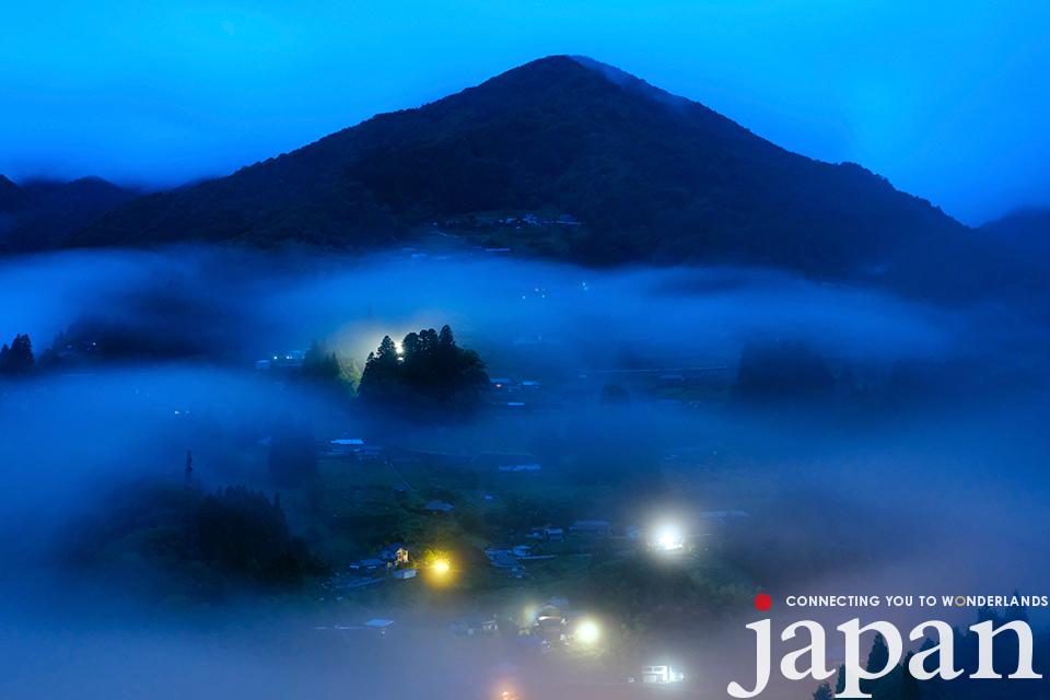 Ochiai Village (Tokushima) ©Takashi Sato