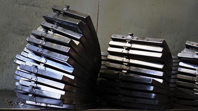 フォルッツァ減圧フライ設備の器材