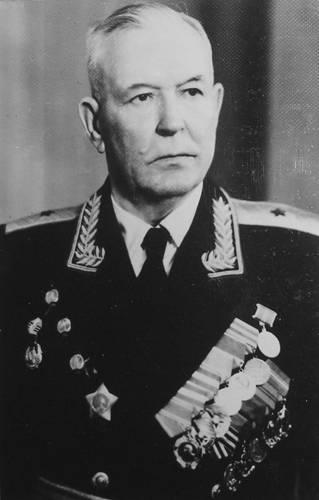 Д'яконов Петро Олександрович – перший начальник штабу  340 стрілецької дивізії