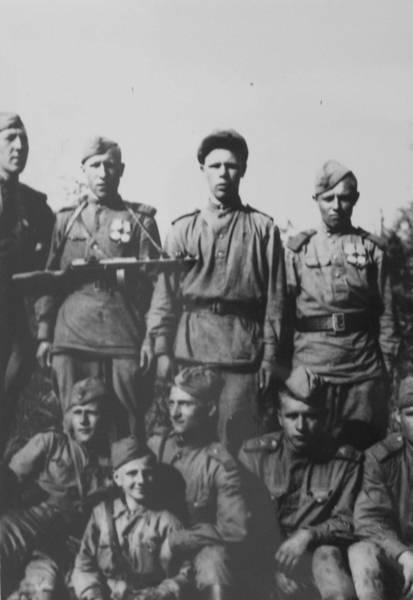 Мінометники 340 стрілецької дивізії