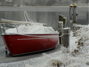 hivernage de bateau var