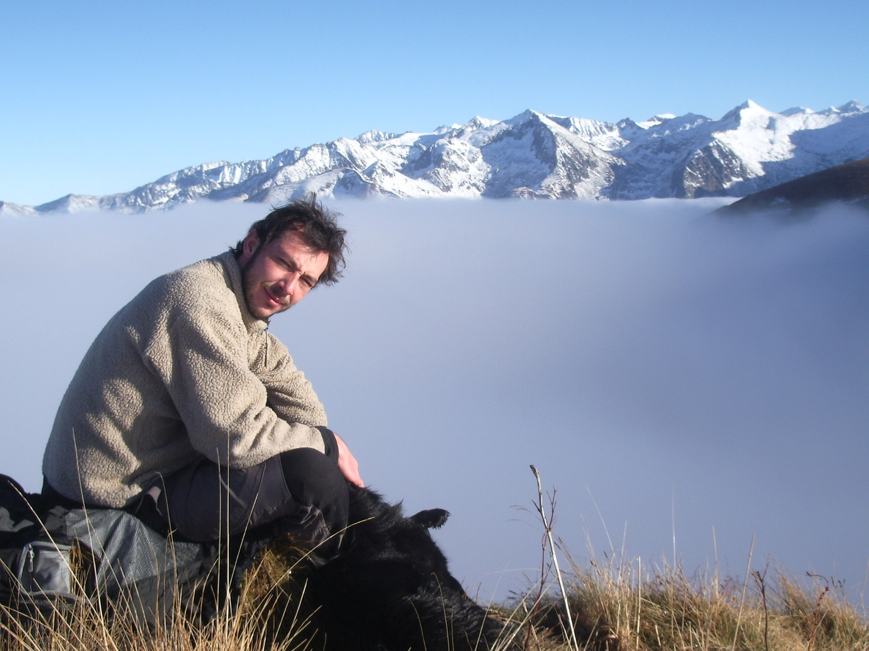 Steve Adam accompagnateur de montagne