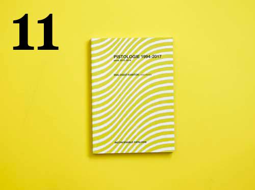 11  Dialogist-Kantor Toni Geirlandt-Carlos Montalvo, Pistologie 1994-2017 serie 2010-2014