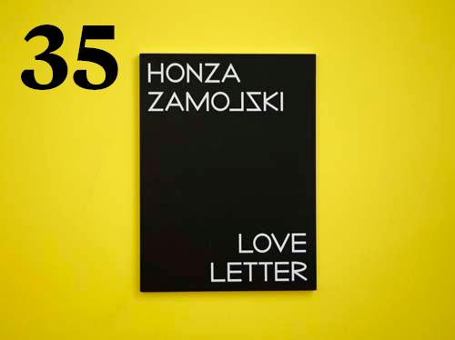35  Honza Zamojski, Love Letter