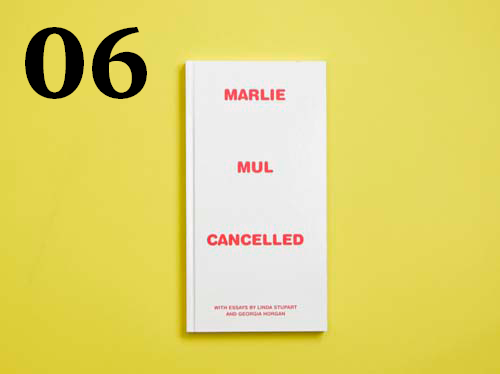 06  Marlie Mul, Cancelled