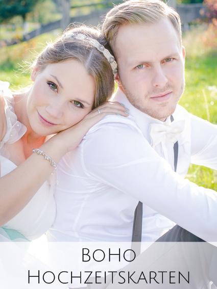 Bohemian Hochzeit