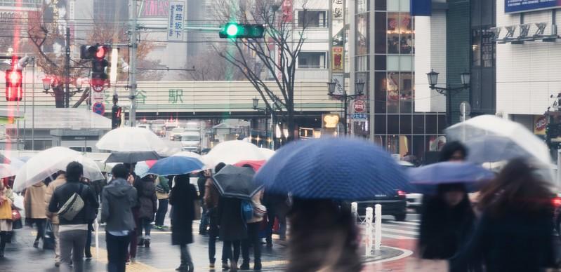 雨の日に垣間見える「大人の品格」|ブレイブトレイン|ブログ