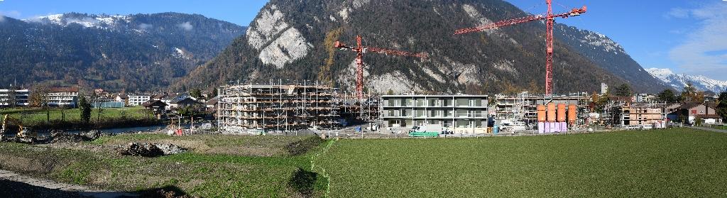 171117_Nach nur 1 Jahr Bauzeit ist die Musterwohnung im Block Mitte fertig