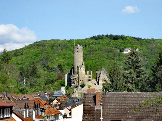 Château et donjon d'Eppstein