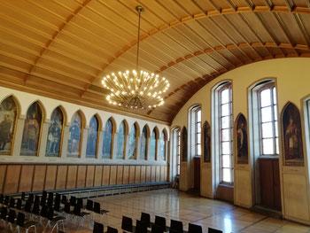 salle impériale Francfort