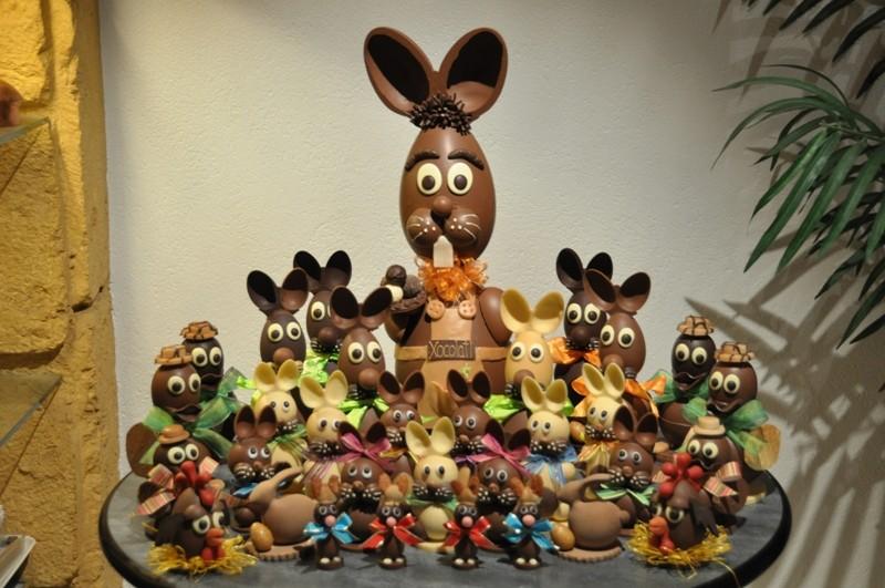 Famille de Pâques