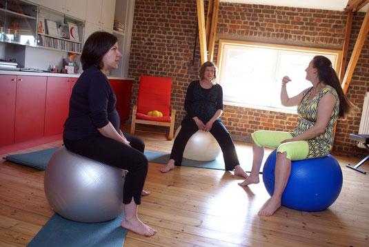 Formation en chant prénatal
