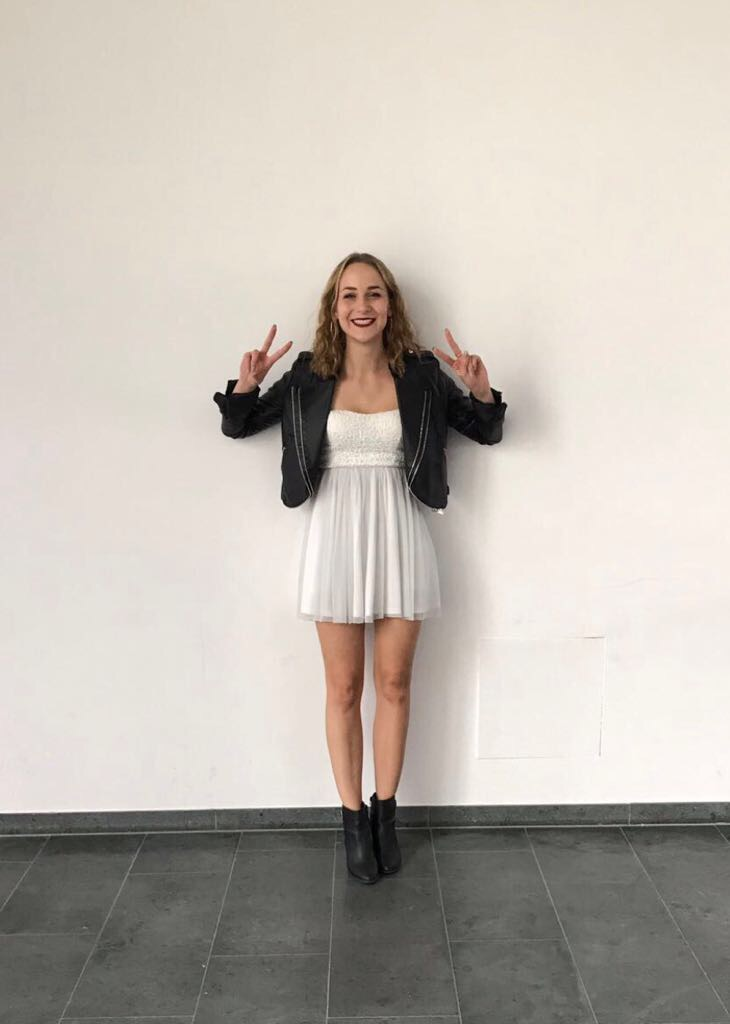 "Christine bei ""The Voice of Germany 2017"""