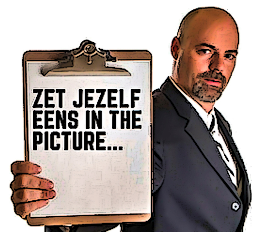 Zet jezelf in the picture