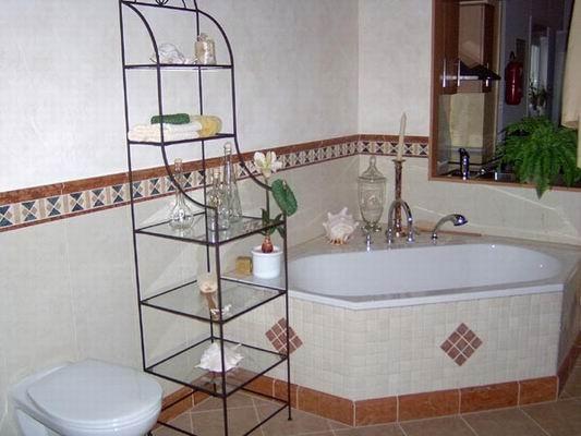 Badgestaltung im italienischen Design