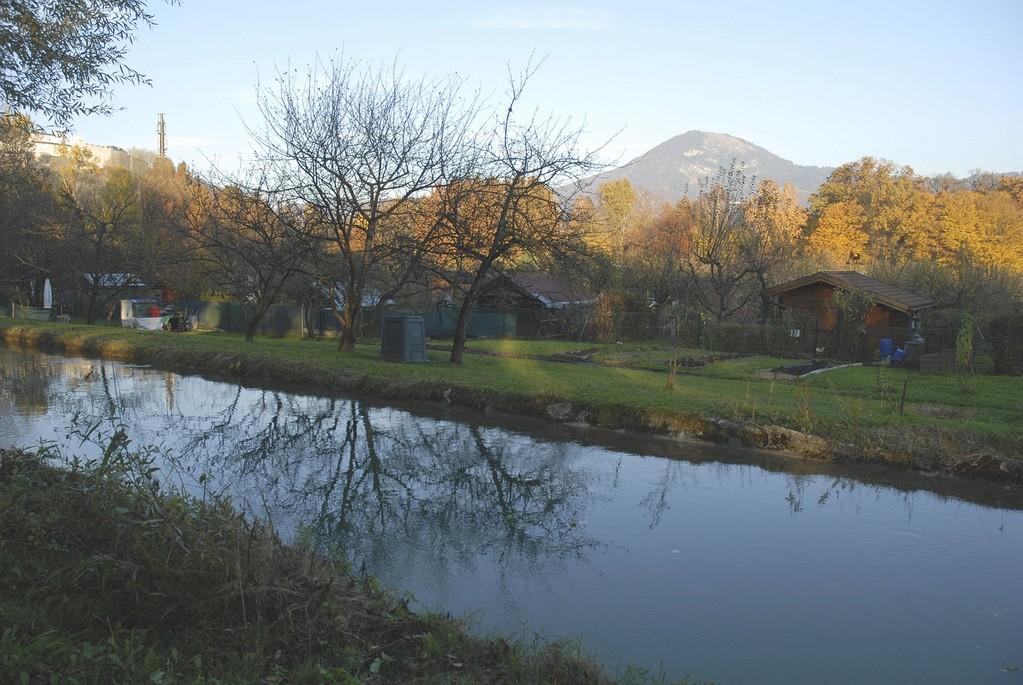 Gartensiedlung am Almkanal