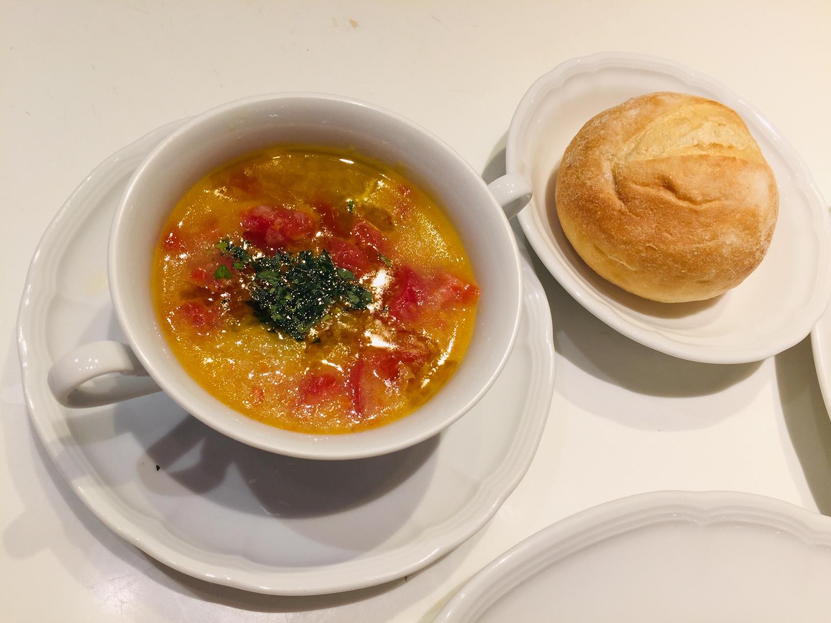 あさりのスープ(春)(疏せつ・補気・補血)