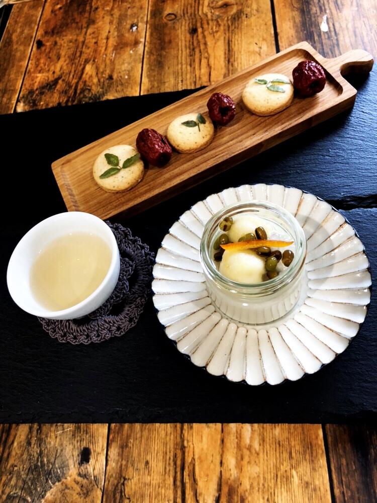 梅雨の薬膳カフェ~須木の生涯学習講座(1時間半)