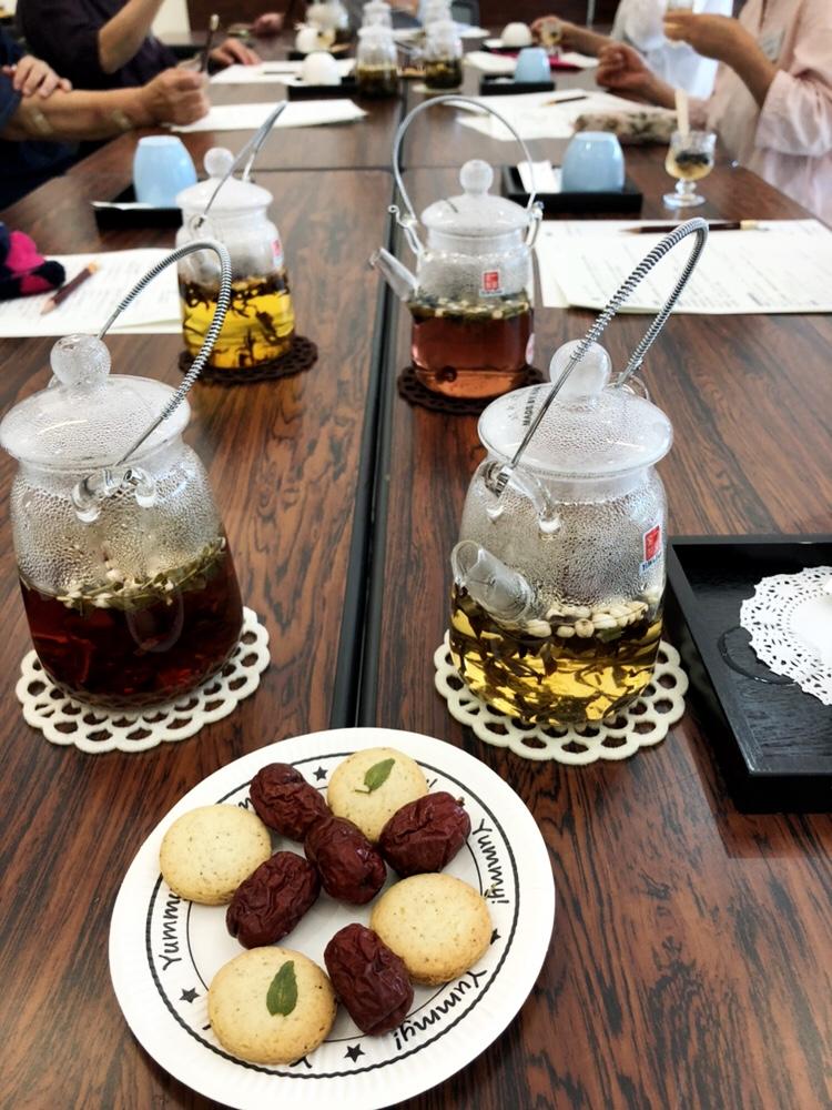 薬膳茶ブレンド(梅雨+体質)