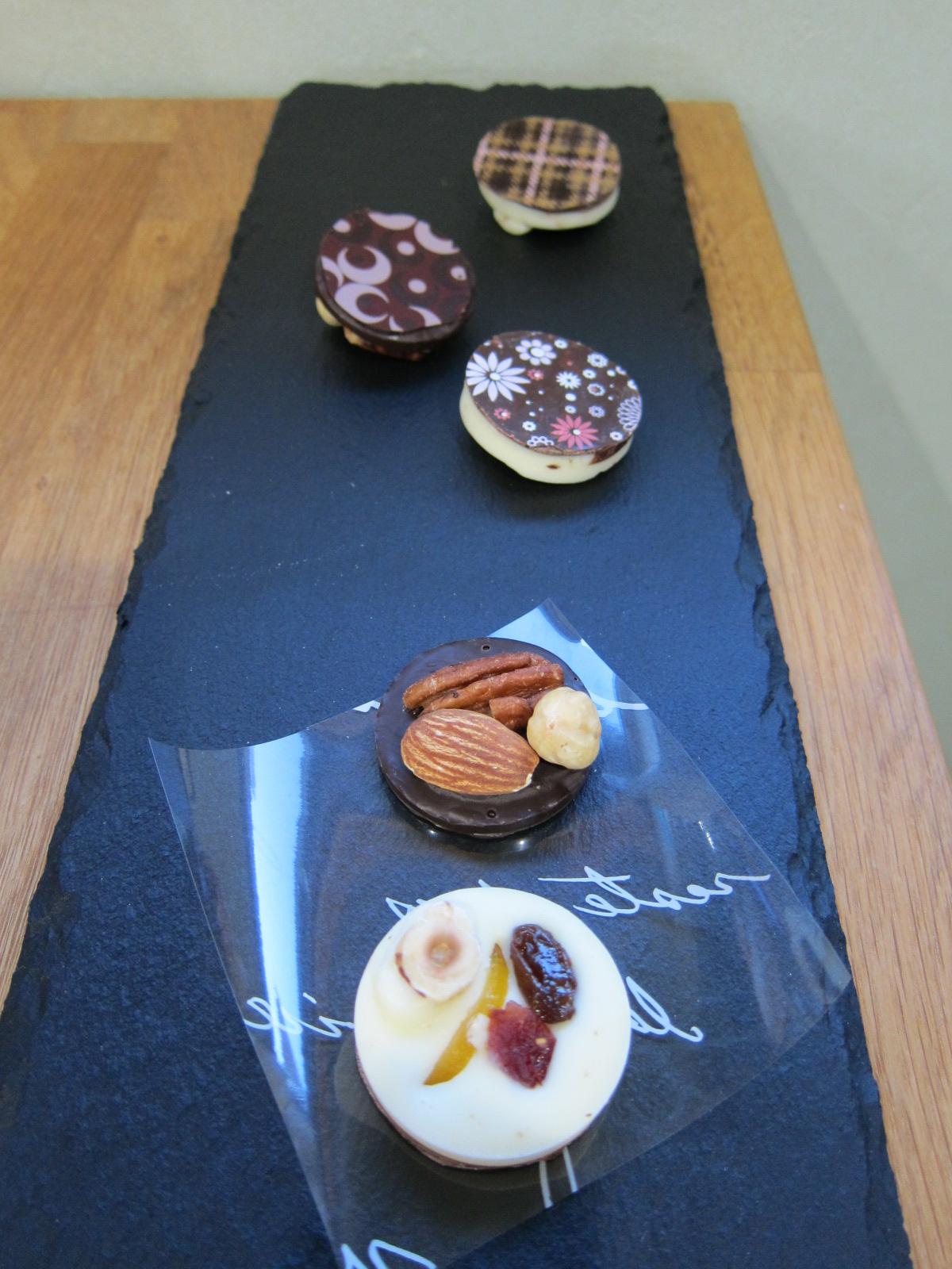 パレショコラ~ショコラ+木の実+ドライフルーツ