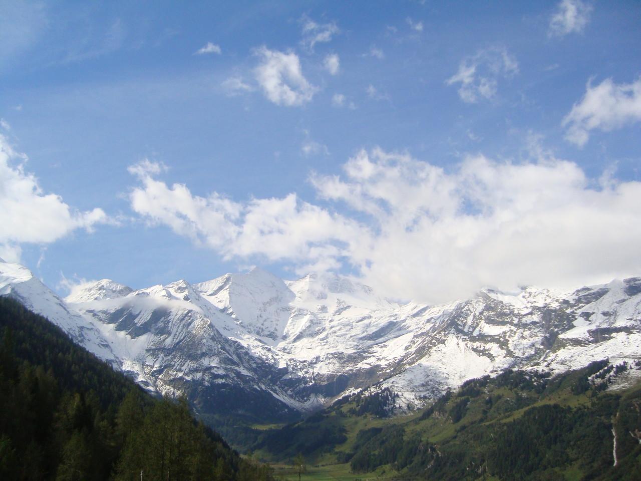 ein wunderschönes Panorama
