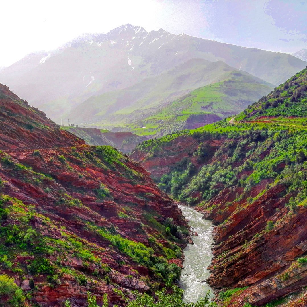 Trekking in Southern Kyrgyzstan is something special