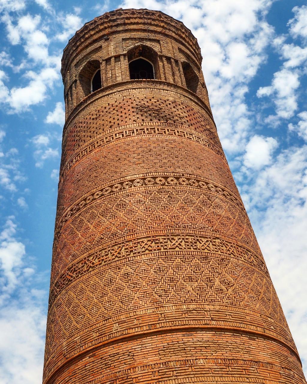 11th-13th century historical monuments of Kara-Khanid dynasty, in Southern Kyrgyzstan. Özgön city