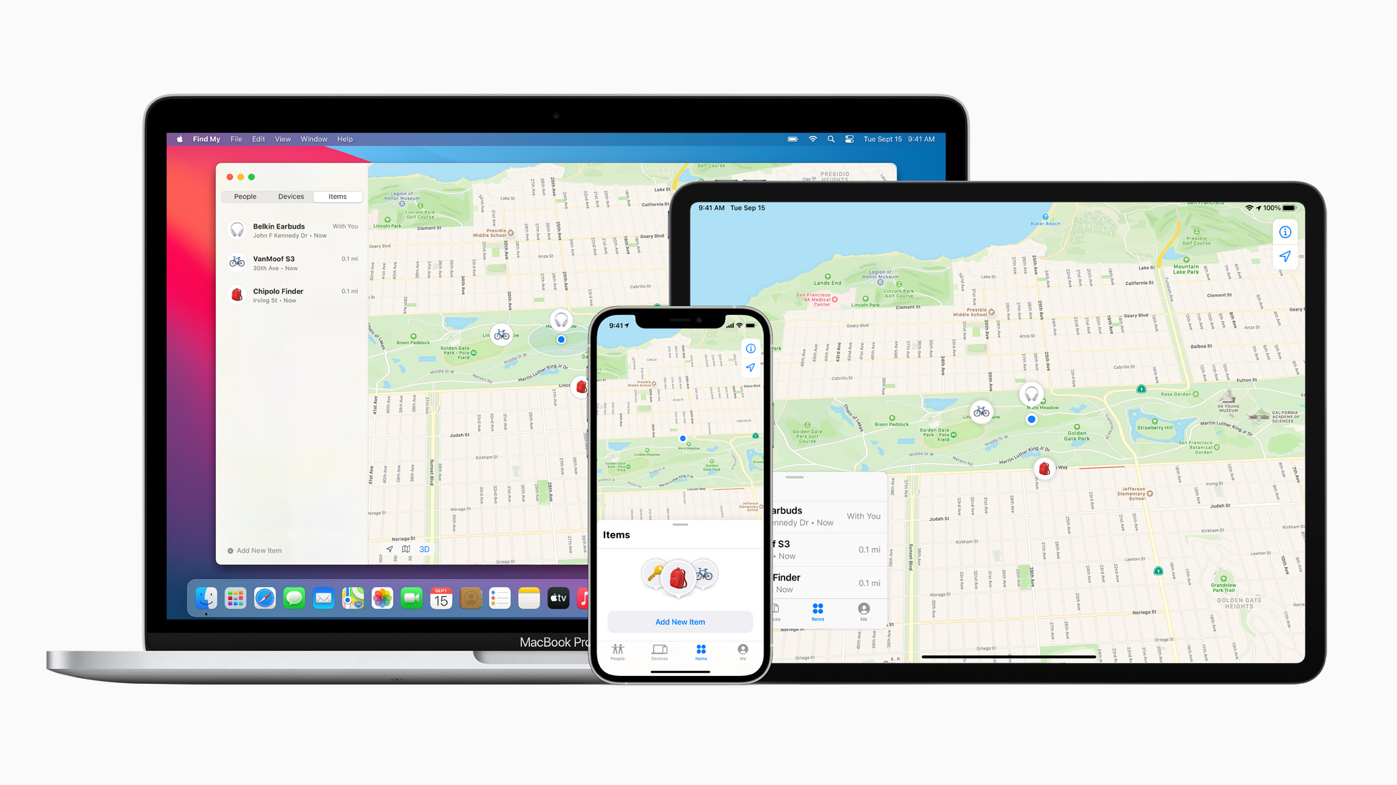 """Apples """"Wo ist?"""" Netzwerk bietet jetzt neue Ortungsmöglichkeiten für Drittanbieter"""