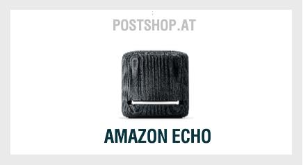 post shop österreich  online amazon echo