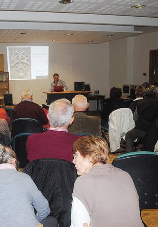 Conférence au centre Jean Rivierre