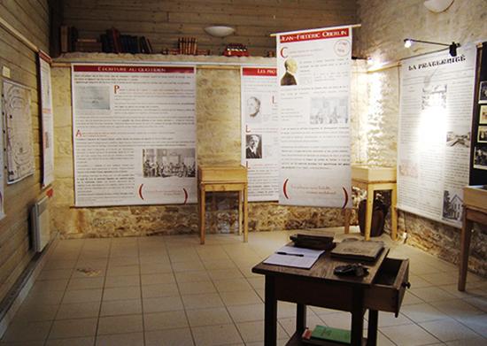 Exposition temporaire au Musée
