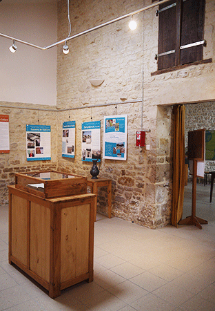 Expositon au Musée du Poitou Protestant