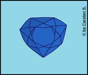 Geheimnisvoll und tödlich. Der Hope-Diamant scheint nicht nur vom Aussehen her einzigartig. Hat er wirklich Menschen im zweistelligen Bereich ins Verderben gelockt?
