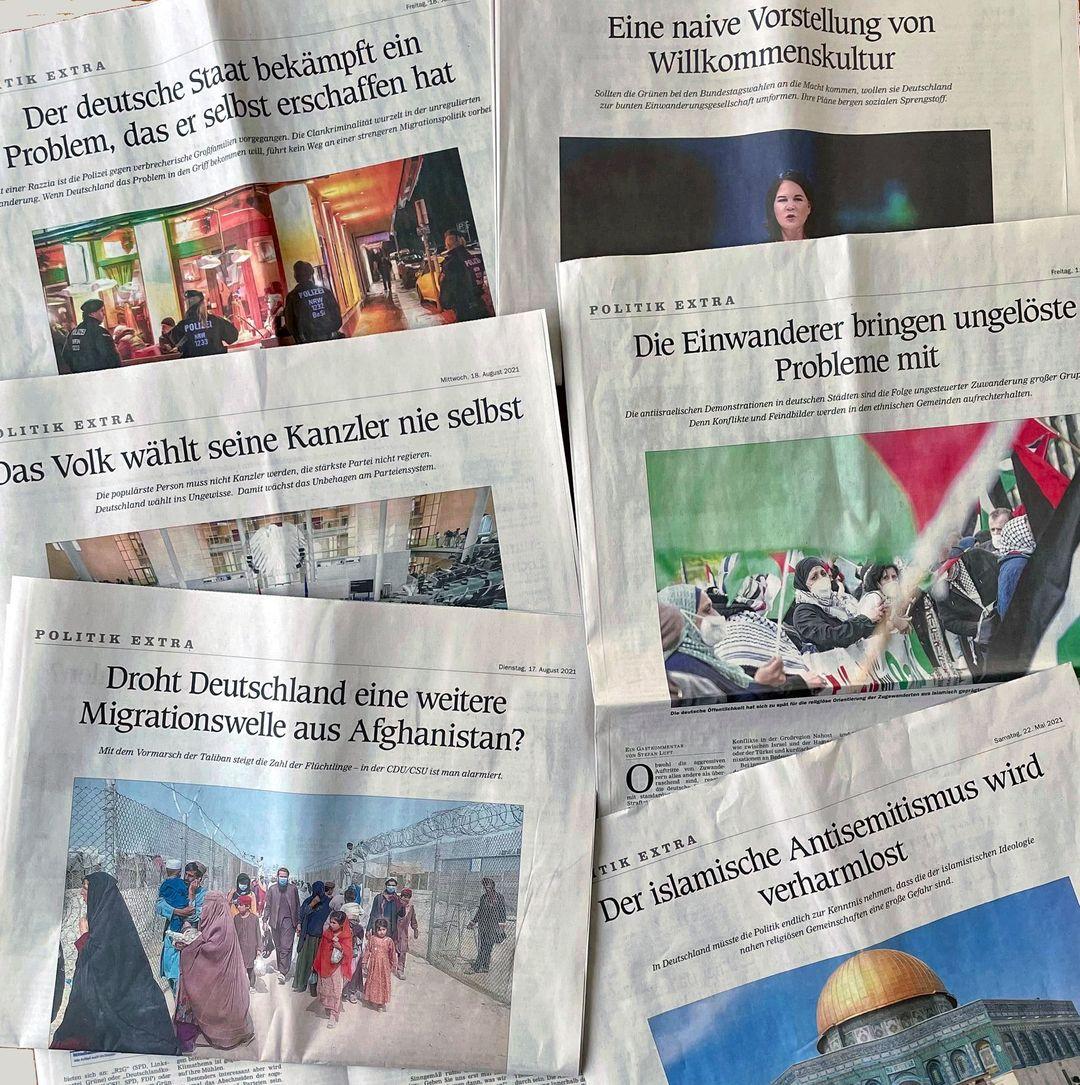 Offenburger Tageblatt bestreitet Rechtsruck
