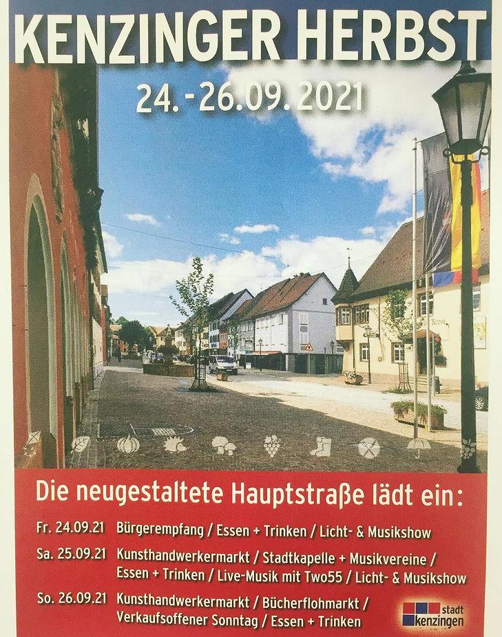 Kenzinger Herbst 24.09. - 26.09.