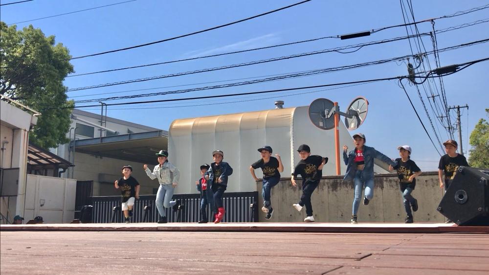 湘南平塚のキッズブレイクレッスン!