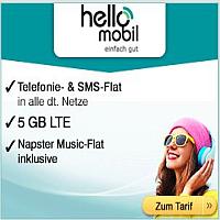 hellomobile Test Erfahrungen Tarife Smartphone