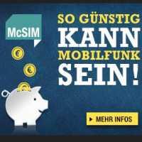 McSim Test Erfahrungen Tarife Smartphone