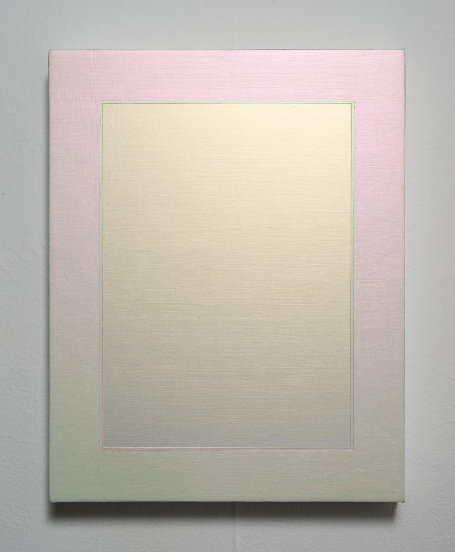 Subtle Impressions, Oil on canvas, 35×28cm, 2020