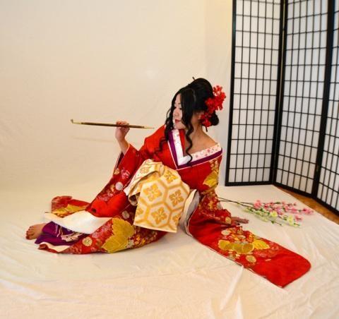 photo Kumiko /Hair Asuka