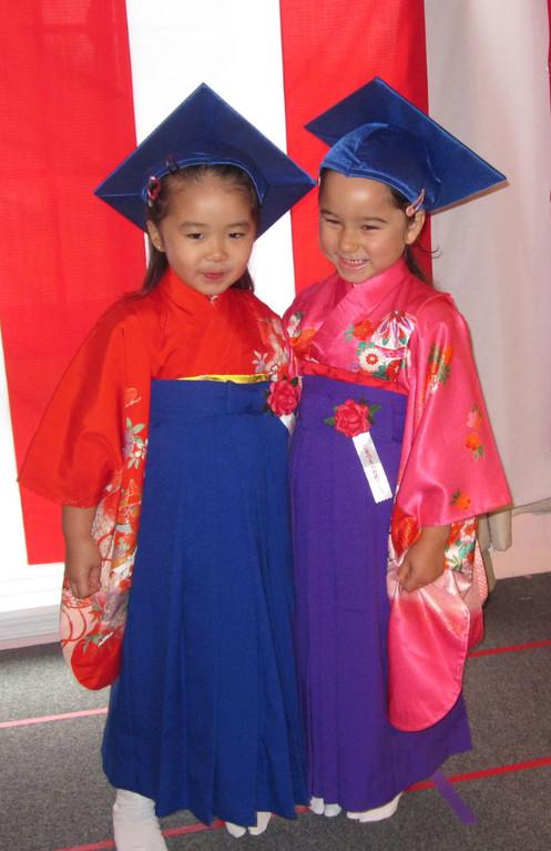 Apple Preschool Graduation