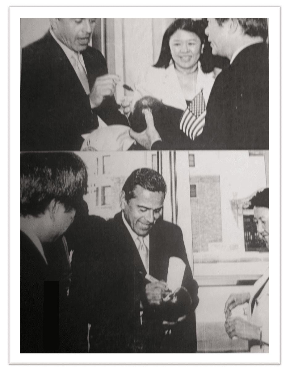 前ロサンゼルス市長:アントニオ・ビラレイゴウサ