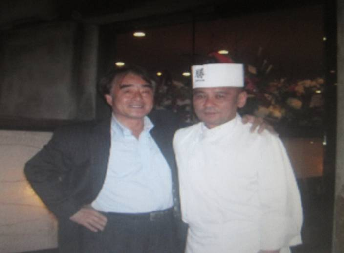 KATSUYA:LAセレブに愛され続ける日本食サムライ