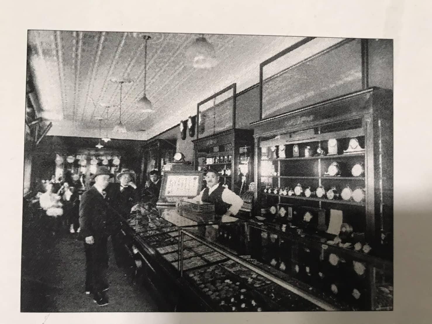 1919年:当時の写真