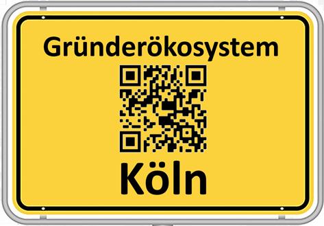 Das Gründerökosystem Köln mit seinen Netzwerken und Angeboten