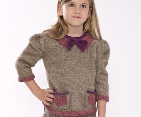SWEETHEART PULLOVER - Lauren Waterfield