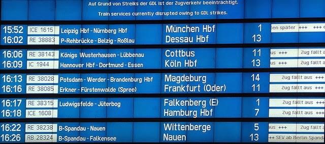 Опоздания поездов и забастовки — главный козырь конкурентов железных дорог