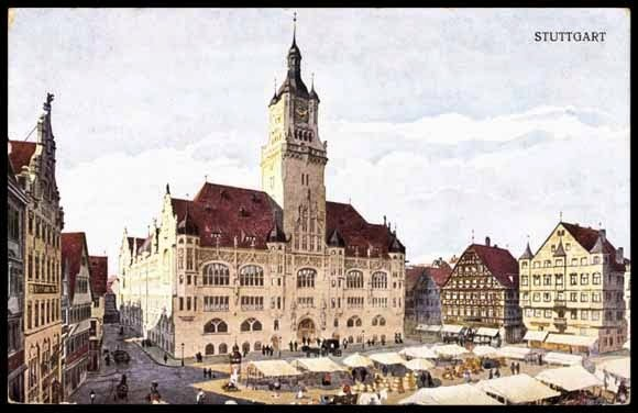 Ратуша была перестроена в 1905 году (credits: Google Images)